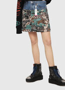 O-CALI-A, Green Camouflage - Skirts