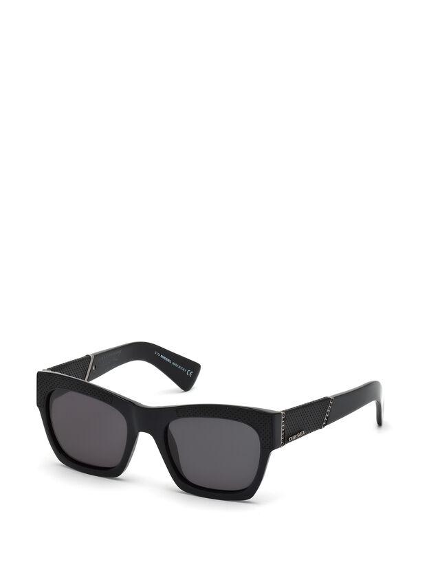 Diesel - DM1978, Black - Sunglasses - Image 3