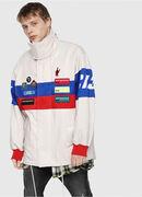 J-AZUMA, Multicolor/White - Jackets