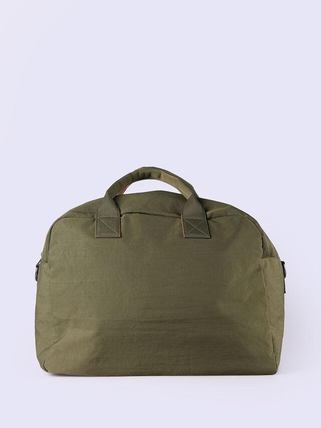 Diesel - XXMATCHDUFFLE, Green - Backpacks - Image 3