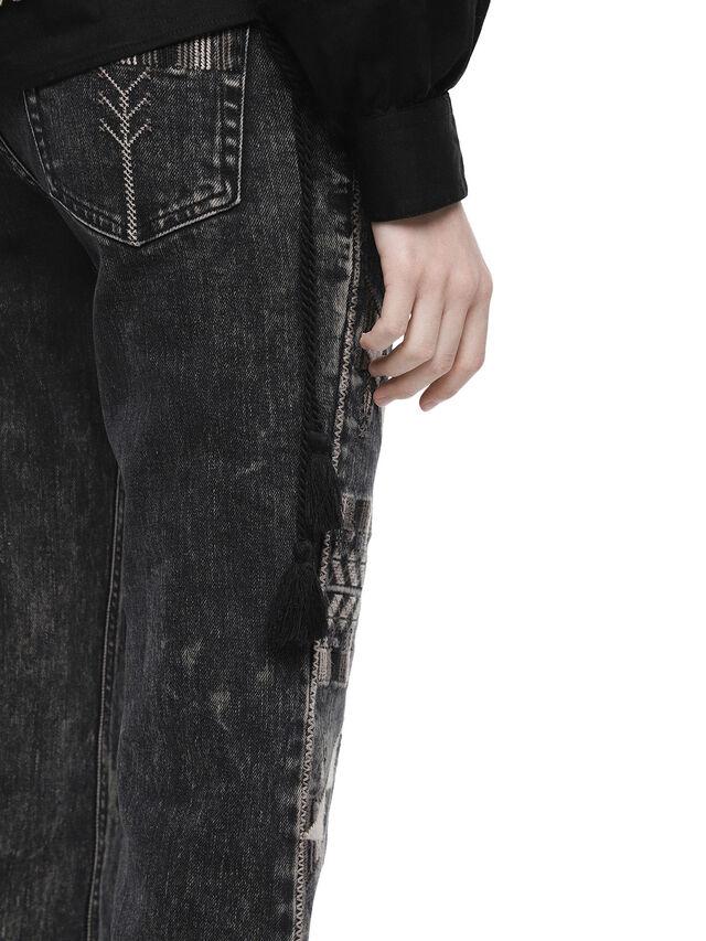 Diesel - TYPE-1829, Black Jeans - Jeans - Image 6