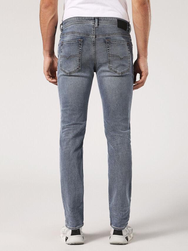Diesel - Buster 084SJ, Light Grey - Jeans - Image 2