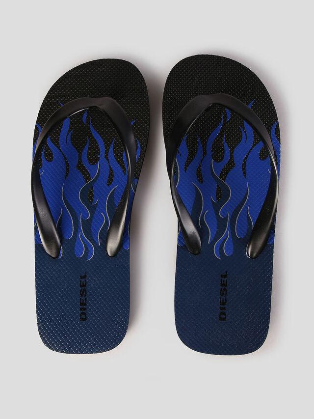 Diesel - SA-NIHHAO, Blue - Slippers - Image 2