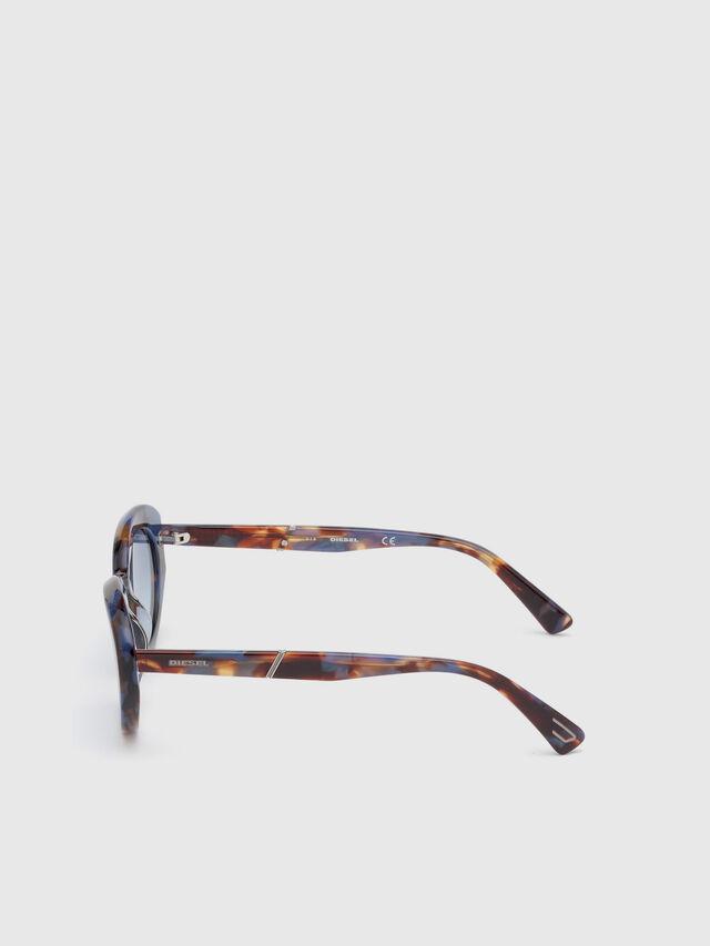Diesel - DL0281, Multicolor - Eyewear - Image 3