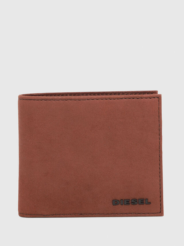 Diesel - HIRESH S, Light Brown - Small Wallets - Image 1