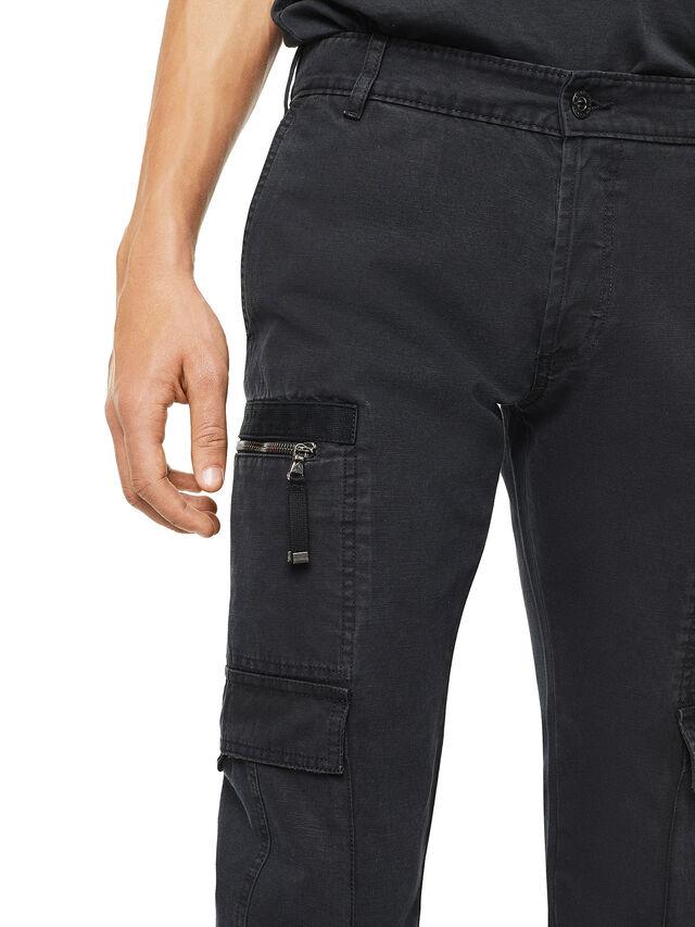 Diesel - PITARGO, Black - Pants - Image 4
