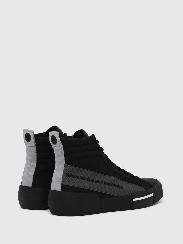 Diesel - S-DESE MC, Black/Grey - Sneakers - Image 3