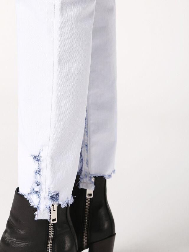 Diesel - Neekhol 003W7, White - Jeans - Image 7