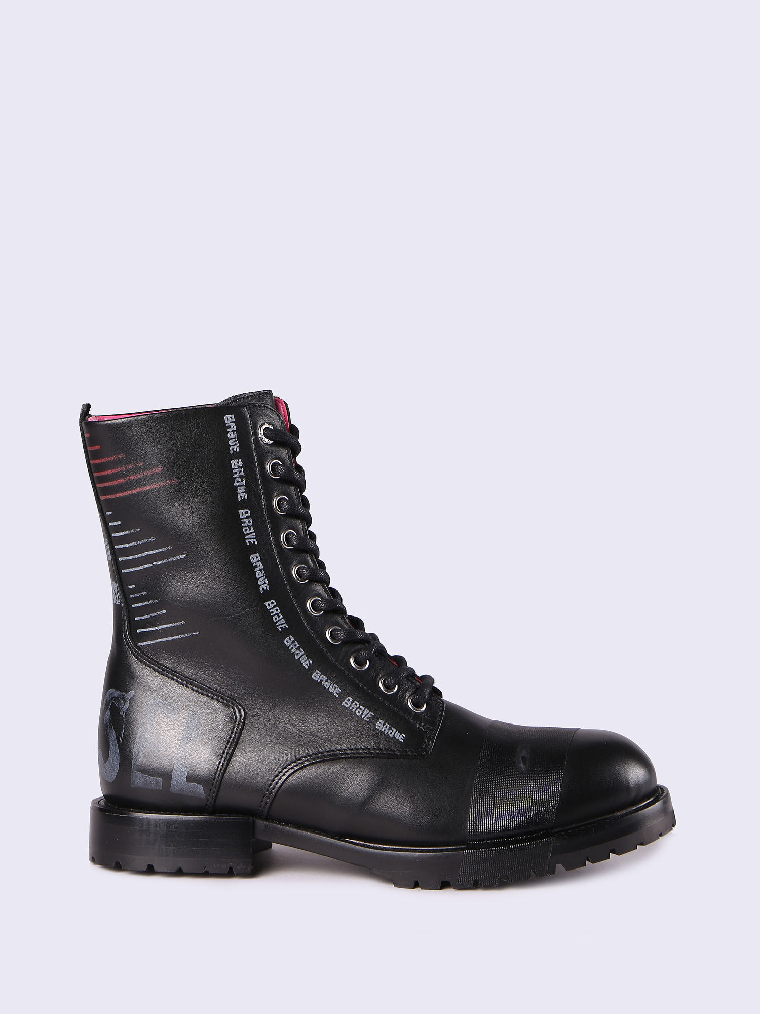D-KOMB BOOT CB, Black ...