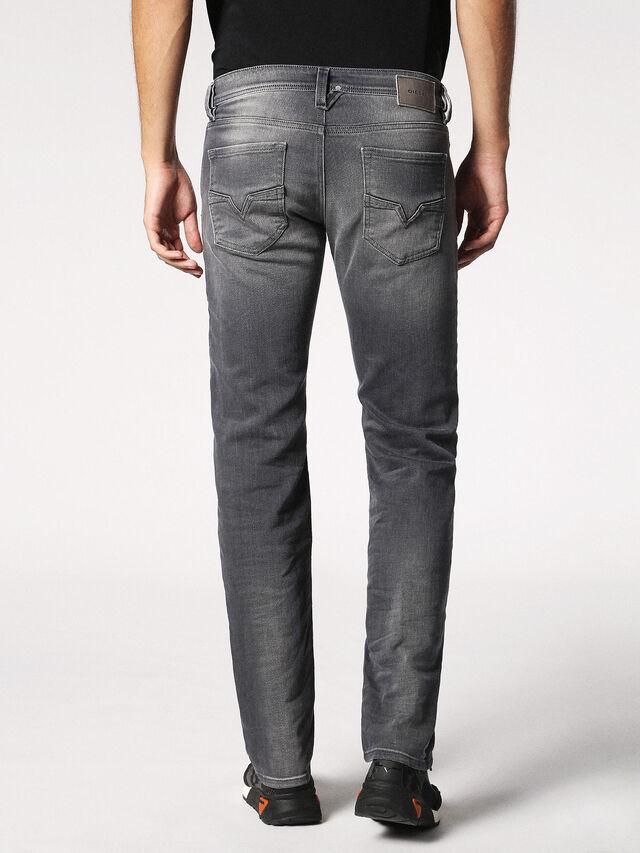 Diesel - LARKEE 084JK, Grey jeans - Jeans - Image 3