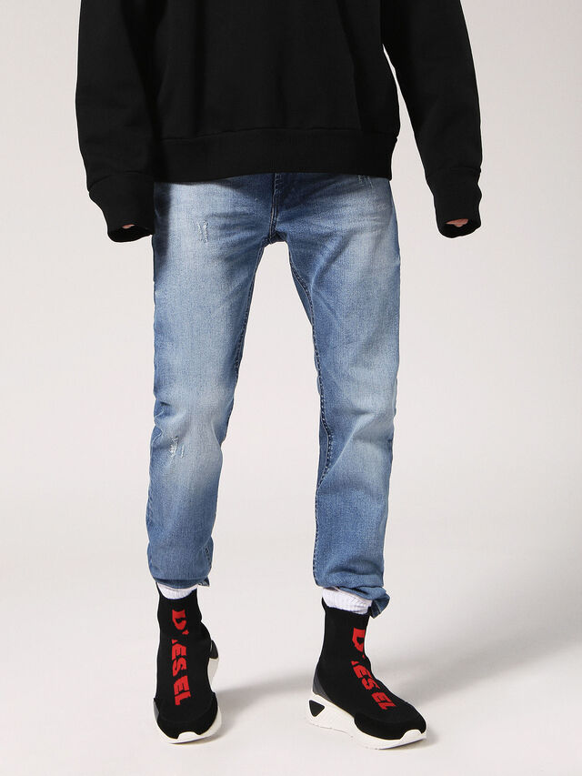 Diesel - Thommer C84NV, Light Blue - Jeans - Image 1