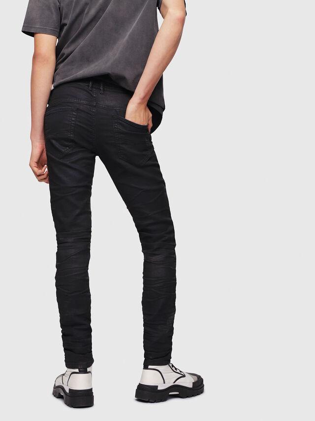 9bb022e3 Diesel - Thommer JoggJeans 0688U, Dark Blue - Jeans - Image 2