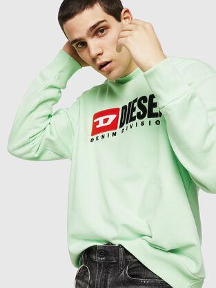 21c40b64 Sale Mens Sweatshirt & Hoodies | Diesel Online Store US