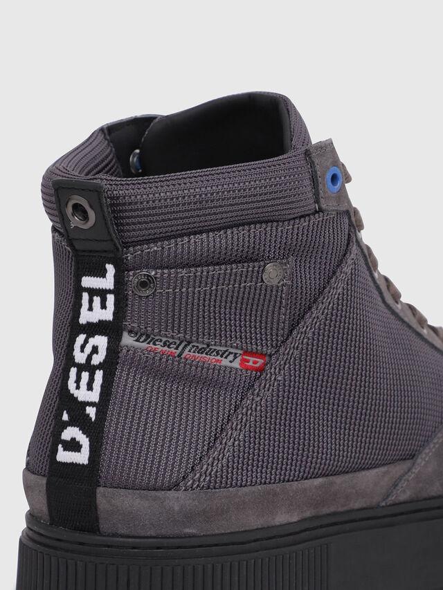 Diesel - S-DANNY MC II, Blue/Grey - Sneakers - Image 4
