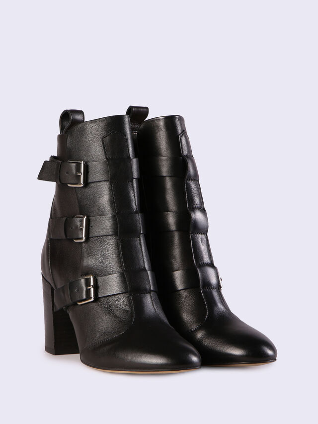 Diesel - D-ARLIN BMA, Black - Ankle Boots - Image 3