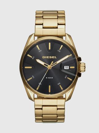 54623c4280fc Gold-tone steel watch