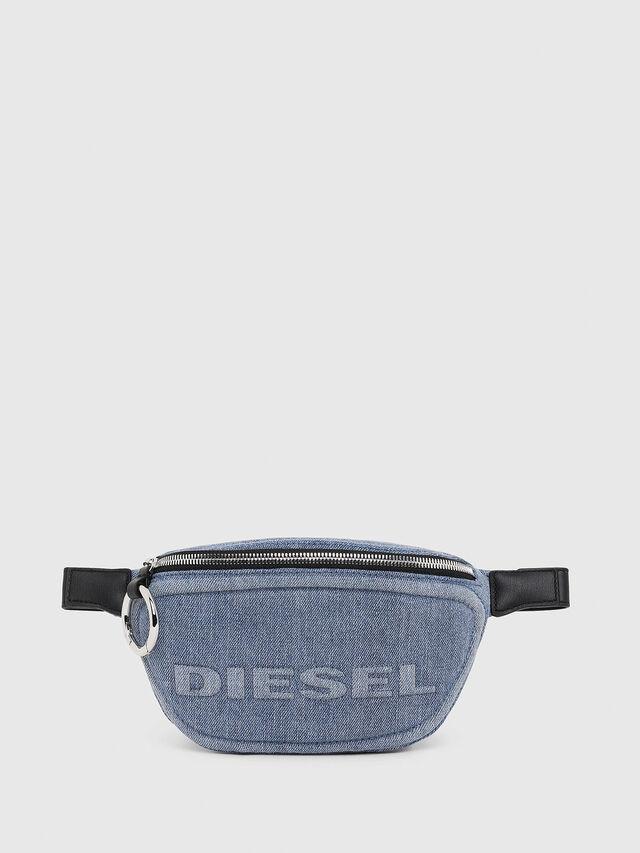 Diesel - ADRIA, Blue Jeans - Belt bags - Image 1