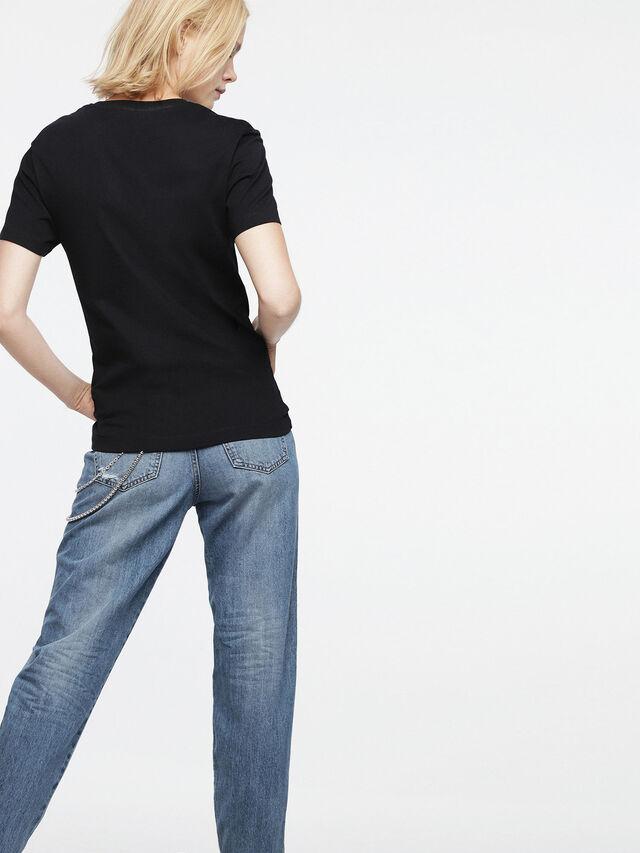 Diesel - T-GODIE, Black - T-Shirts - Image 2