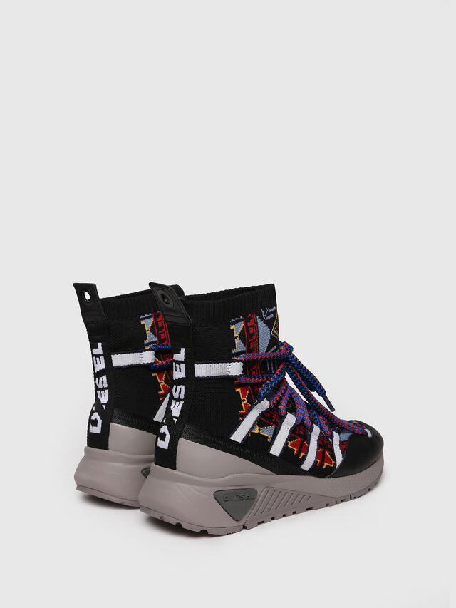 Diesel - S-KB LOOP SOCK, Multicolor - Sneakers - Image 2