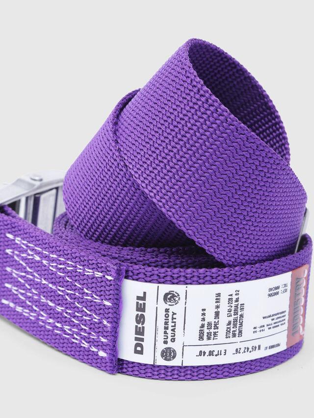 Diesel - B-ONAVIGO, Violet - Belts - Image 2