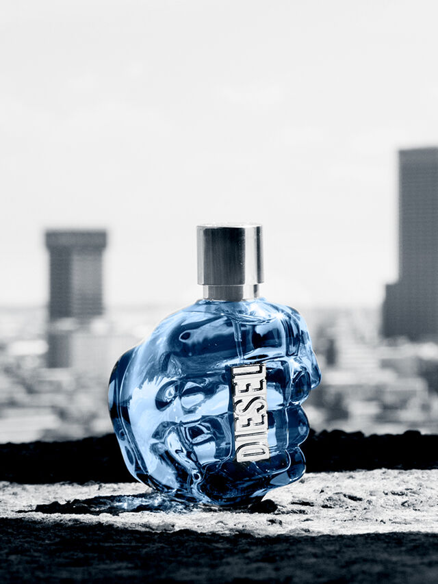 Diesel - ONLY THE BRAVE 75ML, Bleu Clair - Only The Brave - Image 7