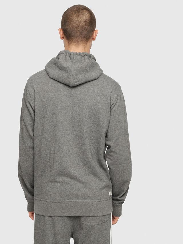 Diesel - UMLT-BRANDON-Z, Grey - Sweatshirts - Image 2
