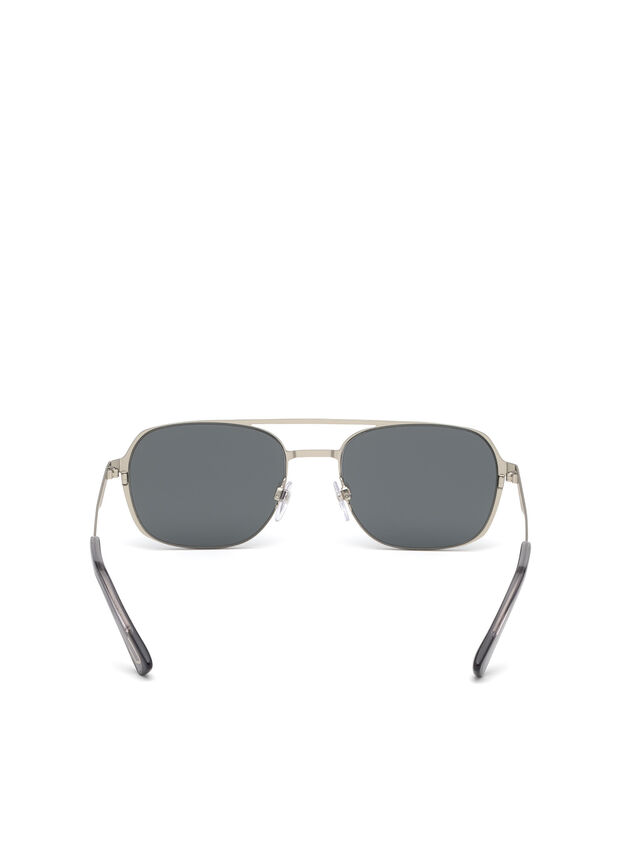 Diesel - DL0274, Grey - Sunglasses - Image 5