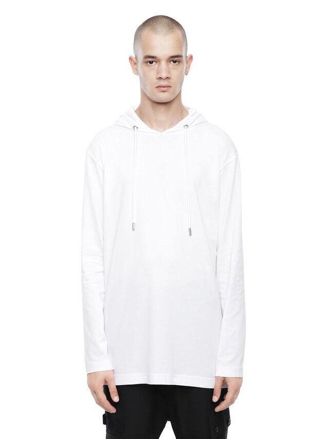Diesel - TUKKS, White - T-Shirts - Image 1