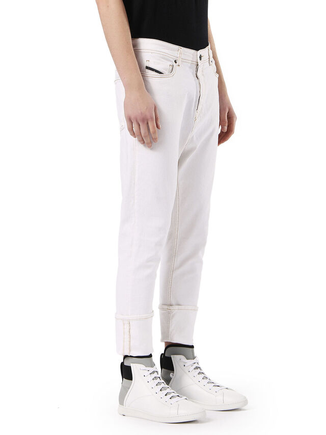 Diesel - TYPE-2846, White - Jeans - Image 3