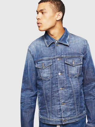 763acb64b Mens Jackets: denim, leather | Diesel Online Store