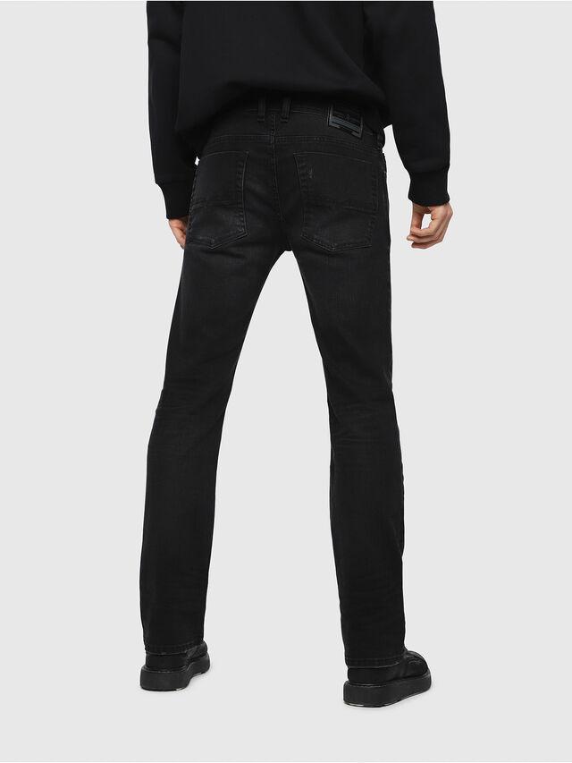 Diesel - Zatiny C69AC, Black/Dark Grey - Jeans - Image 2