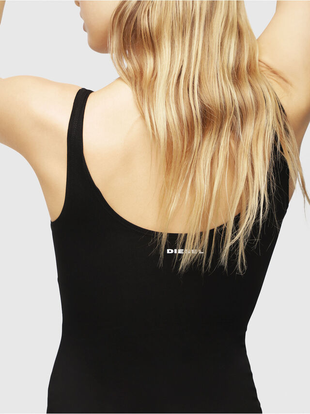 Diesel - UFTK-BODY, Black - Bodysuits - Image 3