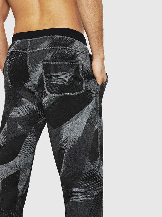 Diesel - UMLB-PETER, Gray/Black - Pants - Image 4