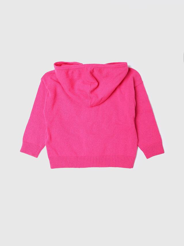 Diesel - KJNOREB, Hot pink - Sweaters - Image 2