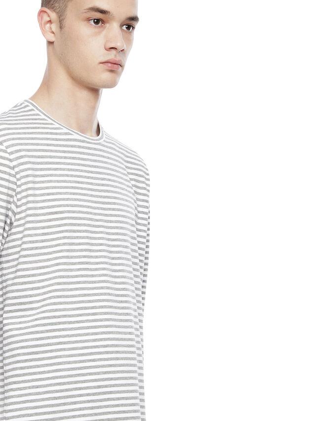 Diesel - TRYGA, Grey - T-Shirts - Image 5