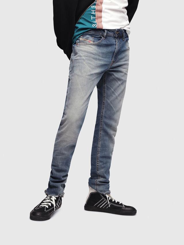 942cbb25 Diesel - Thommer 087AY, Medium Blue - Jeans - Image 1