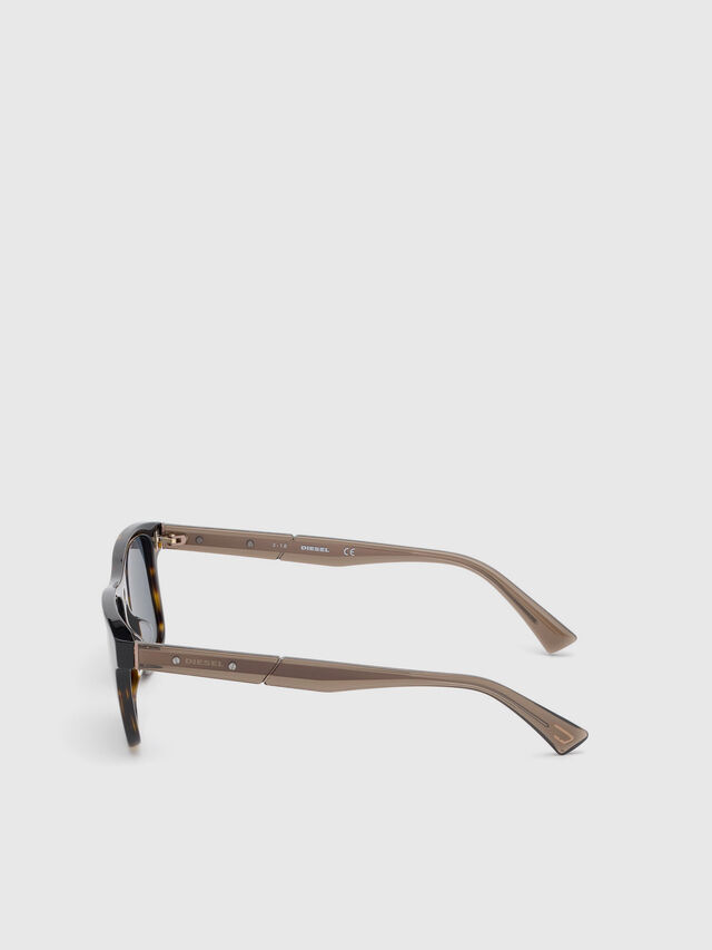 Diesel - DL0279, Brown - Sunglasses - Image 3