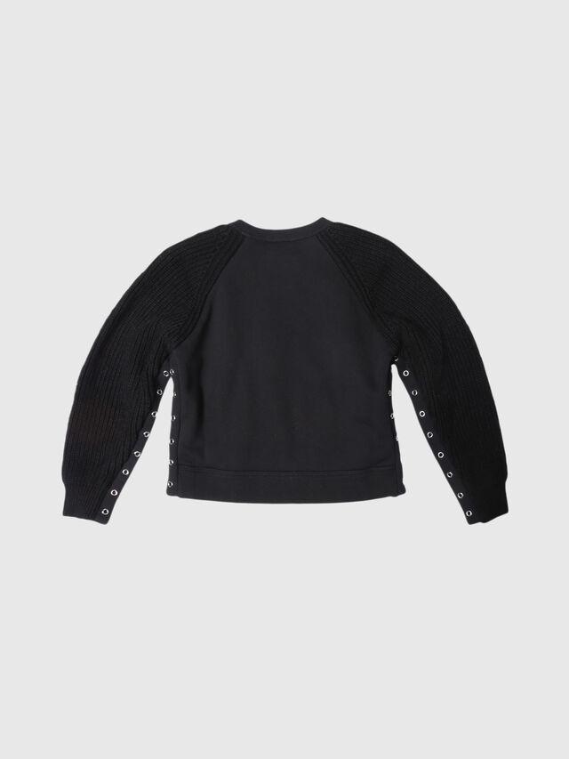 Diesel - KAGIL, Black - Sweaters - Image 2