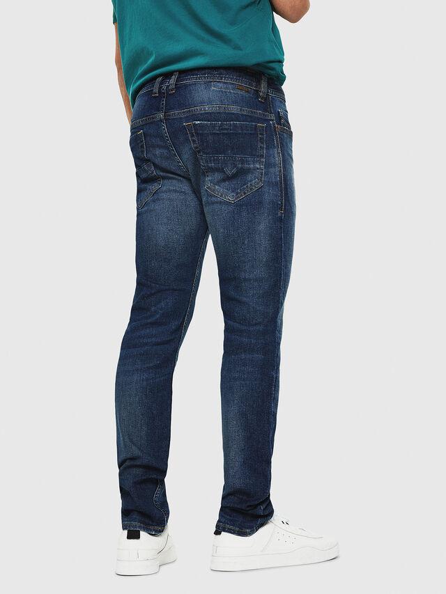 Diesel - Thommer C89AR, Dark Blue - Jeans - Image 2