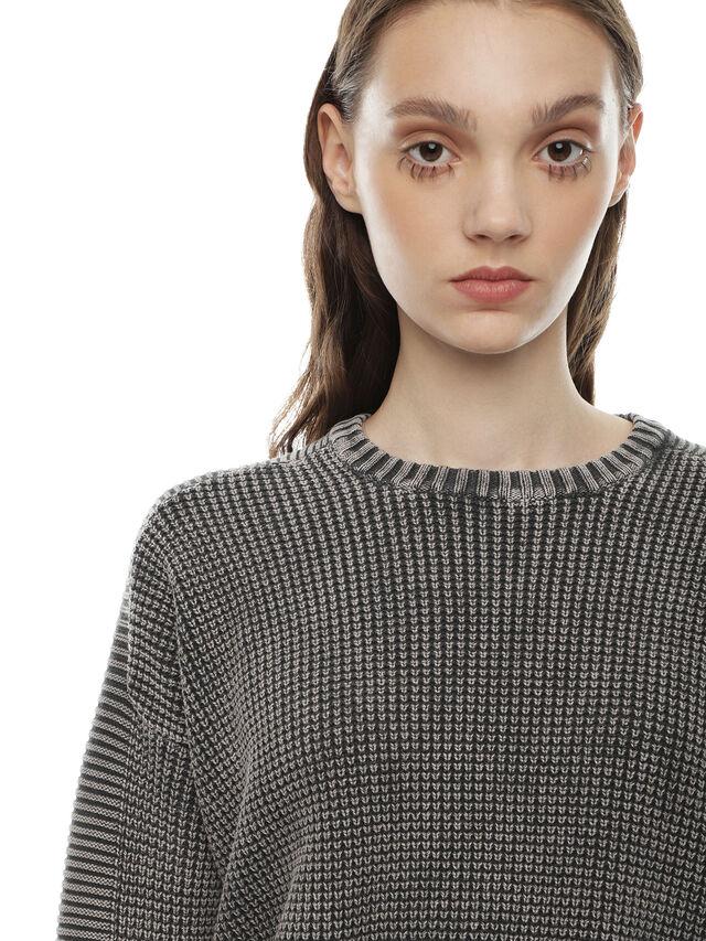Diesel - MERIB, Grey - Sweaters - Image 4
