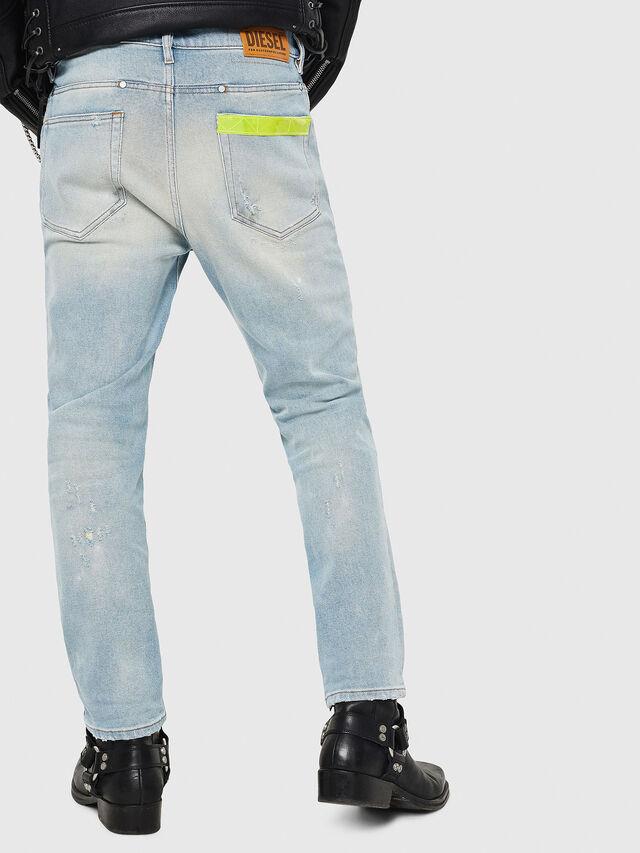 Diesel - D-Eetar 081AK, Light Blue - Jeans - Image 2