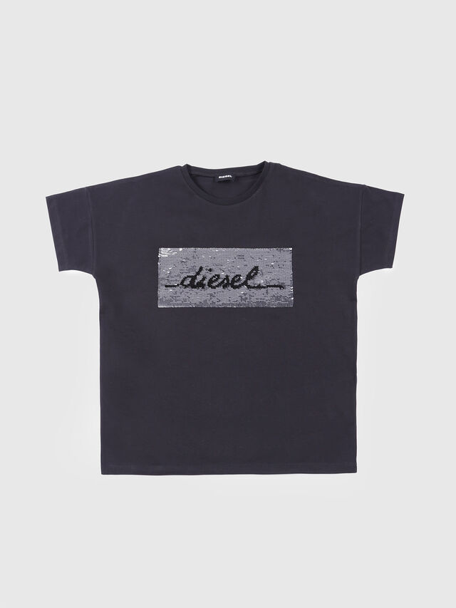 Diesel - TJSILY, Black - T-shirts and Tops - Image 1