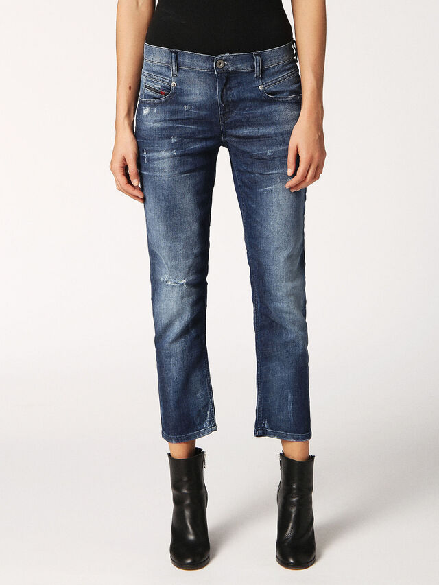 Diesel - Belthy 084MX, Blue Jeans - Jeans - Image 2