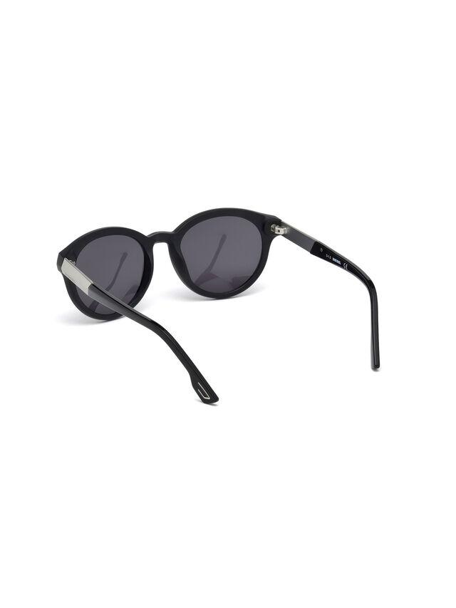 Diesel - DM0186, Black - Sunglasses - Image 2