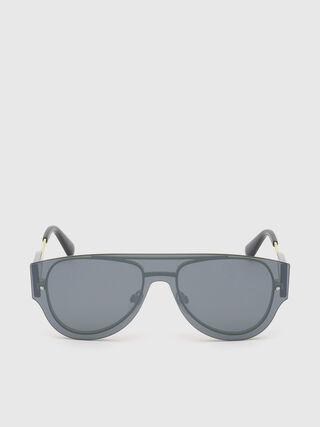 4e8cbd15e54a Pilot shape sunglasses in metal