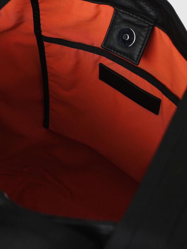 Diesel - SALZANO, Blue/Black - Shopping and Shoulder Bags - Image 5