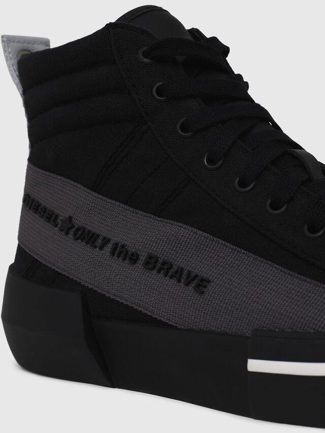 Diesel - S-DESE MC, Black/Grey - Sneakers - Image 4