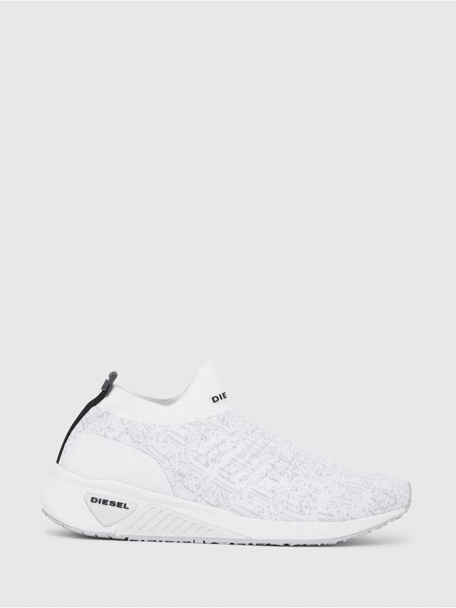 Diesel - S-KB ATHL SOCK W, Dirty White - Sneakers - Image 1