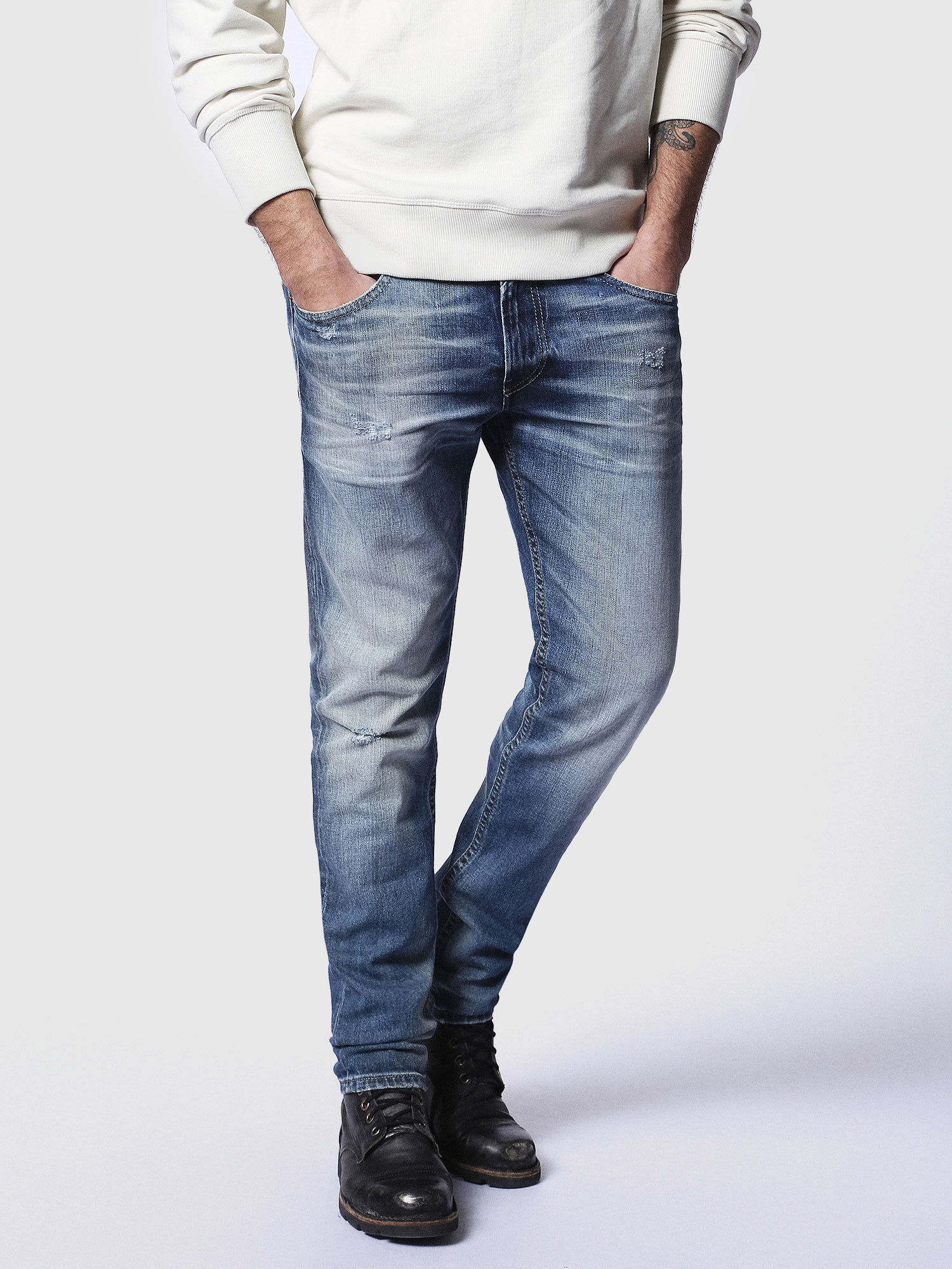 THOMMER 084DD, Blue jeans ...