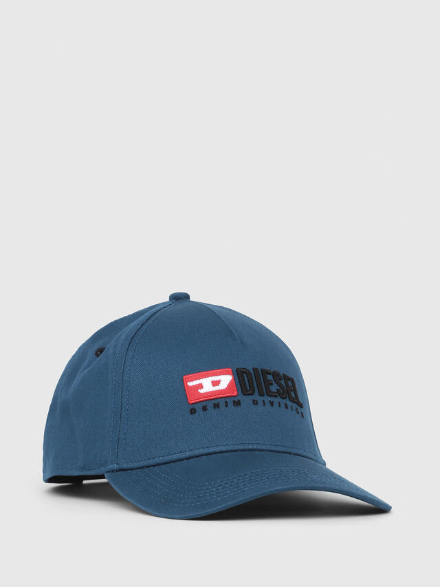 Diesel - CAKERYM-MAX, Dark Green - Caps, Hats and Gloves - Image 1